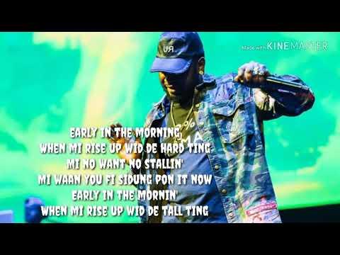 Kranium - Sidung lyrics