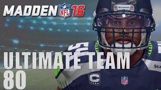 Madden 16 Ultimate Team - New Golden Ticket Receiver Ep.80