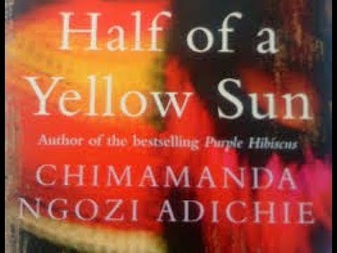 Half Of A Yellow Sun Audiobook |Part 1 Audiobook