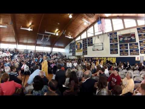 North Muskegon High School Graduation 2013