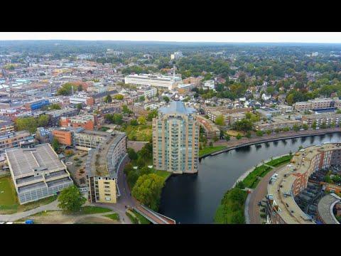 Apeldoorn seen from above 🤩