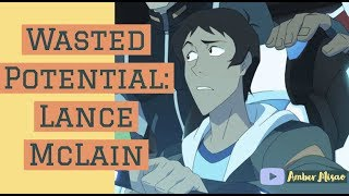 Wasted Potential: Lance McLain