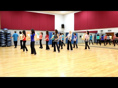 Beautiful Crazy - Line Dance (Dance & Teach in English & 中文)