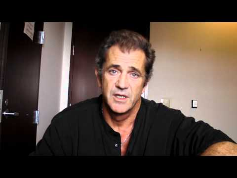 Special Message from Mel Gibson - Sean Lawlor's Artist Trust