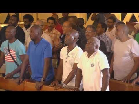 Que les hommes de la Martinique se lèvent pour Jésus