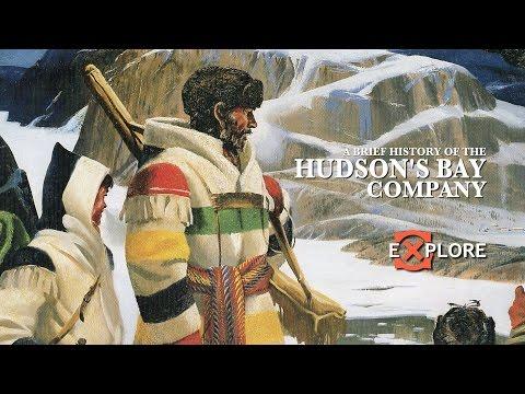 Hudson's Bay Company History
