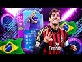 FIFA 18 : 92 SBC KAKÁ SQUAD BUILDER BATTLE 🔥🔥