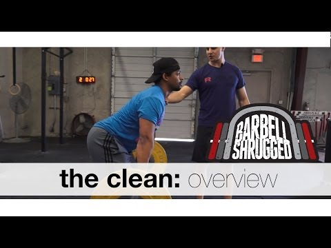 The Clean: Overview - Technique WOD