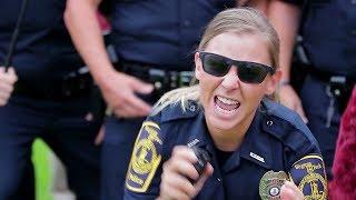 Virginia Tech Police Lip Sync Challenge