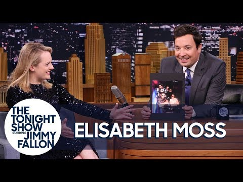 Elisabeth Moss' Disney Ride Photo Got Banned