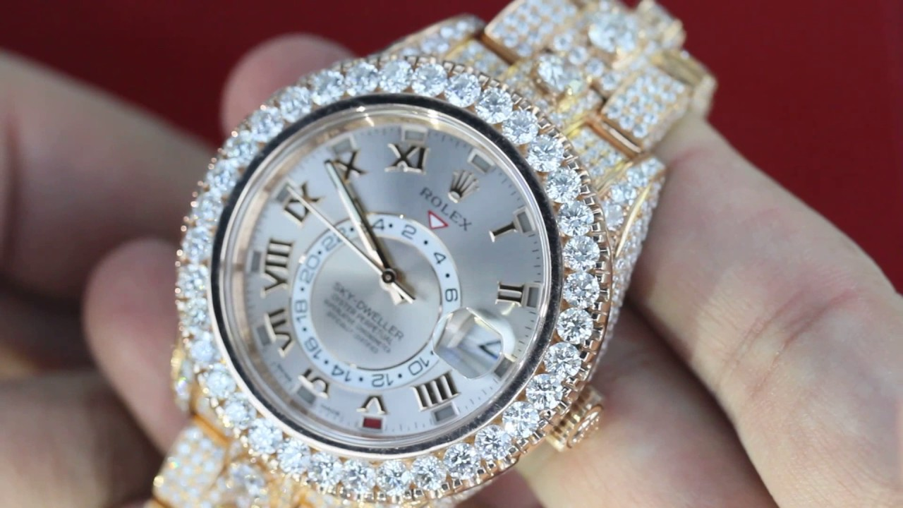 Watch My Diamonds