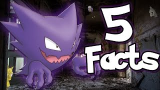 Things You Didnt Know About Gengar Trivia