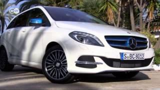 Am Start: Mercedes B-Klasse + B-Klasse Electric Drive   Motor mobil