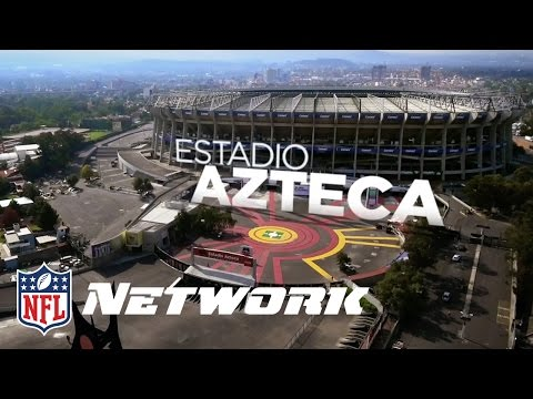I am Estadio Azteca | NFL International | NFL Network