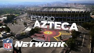 I am Estadio Azteca | NFL International | NFL Network