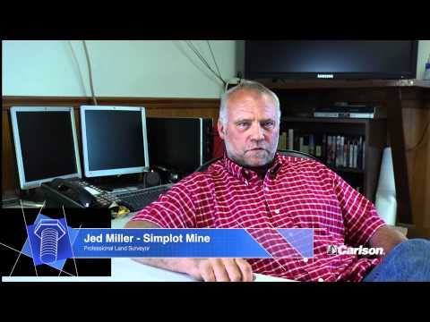 Carlson Software Complete & Open Mining Solutions - Testimonials