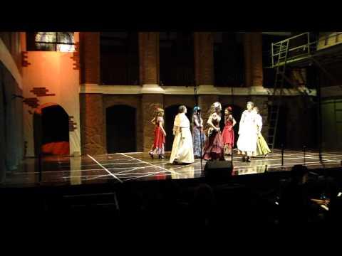 Zorro, the Musical. Libertad