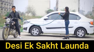 DESI EK SAKHT LAUNDA 2 || DESI ON TOP || Gagan Summy