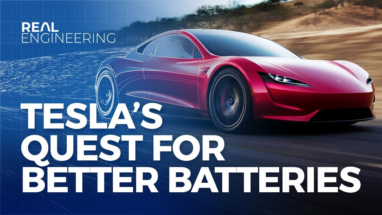 Tesla's Maxwell Dry Battery and a Five Year Lead on the