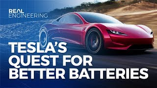 Download Tesla's Quest for Better Batteries Mp3 and Videos