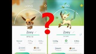 Pokémon Go - SECRET Leafeon confirmed?!