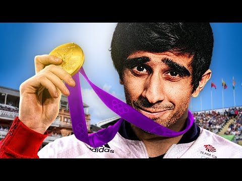 GOLD MEDALIST! - LONDON 2012 OLYMPICS