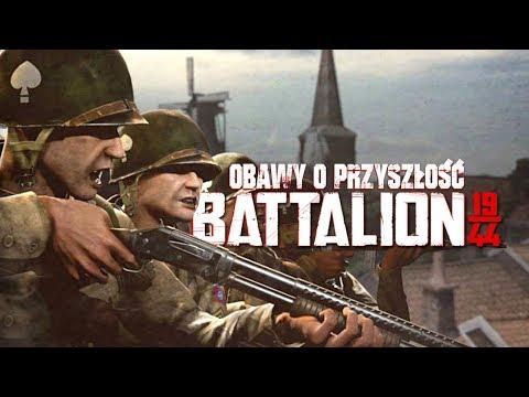 OBAWY O PRZYSZŁOŚĆ - Battalion 1944 (PL) #3 (Gameplay PL)