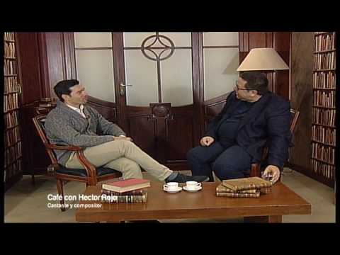 Café con... Héctor Rojo, cantante y compositor