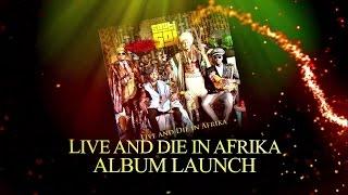 SAUTI SOL: LIVE AND DIE IN AFRIKA ALBUM LAUNCH (13.02.2016)