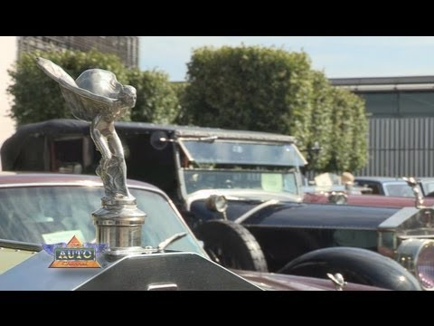 100 Rolls-Royce  Motor Cars for  100 Years