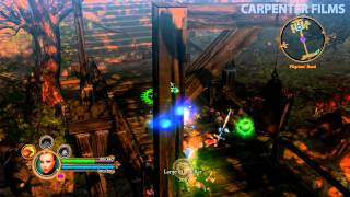 Dungeon Siege III™ Demo gameplay HD