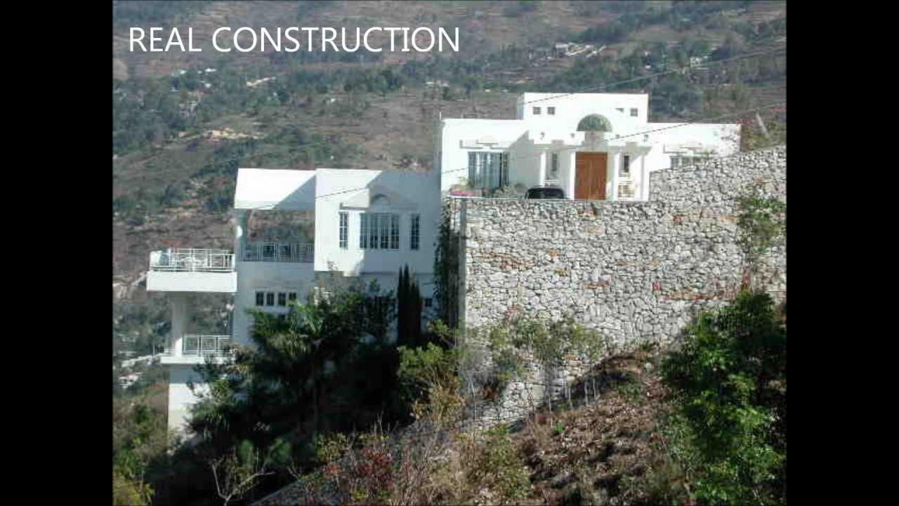 HOUSE IN MORNE CALVAIRE, HAITI / DESIGN-1 HAITI - YouTube