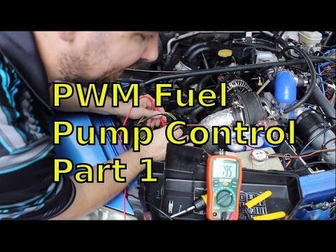 PWM Fuel Pump Pressure Control Part 1 - Voiding Warranties Ep-19