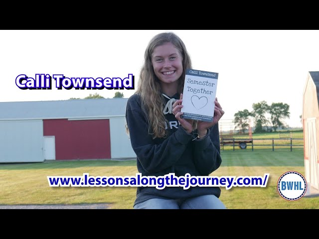 Croswell-Lexington grad Townsend releases first book