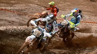 Super Slow Motion Hard Enduro Action - Red Bull Hare Scramble 2016