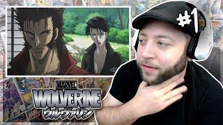 "Marvel Anime: Wolverine Episode 1 REACTION ""Mariko"""