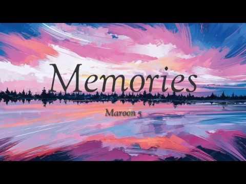 memories-maroon-5(lyrics)