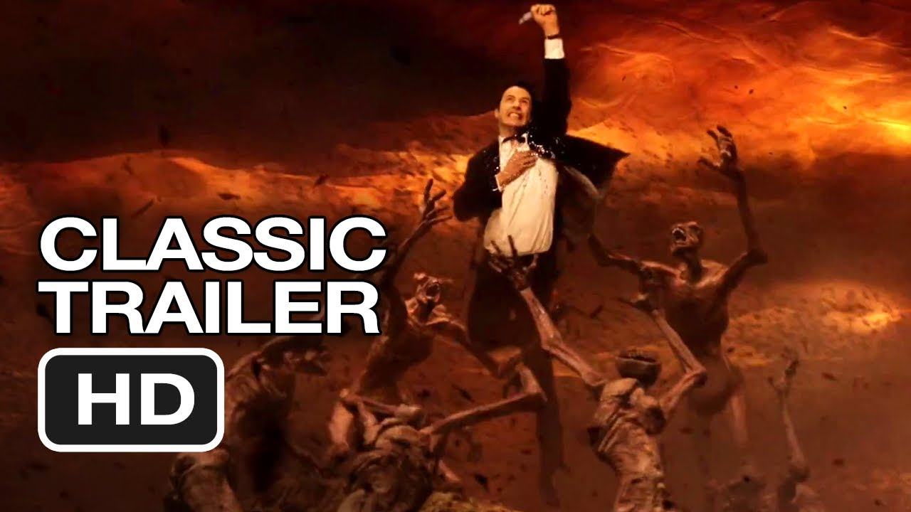 Download Constantine (2005) Official Trailer # 1 - Keanu Reeves Movie HD