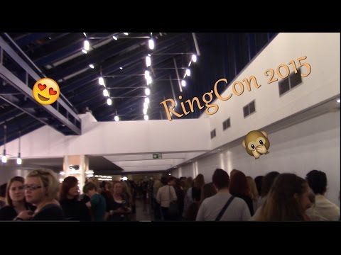 RingCon 2015 in Bonn | Vlog