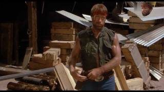 Chuck Norris - Lone Wolf McQuade Final Fight