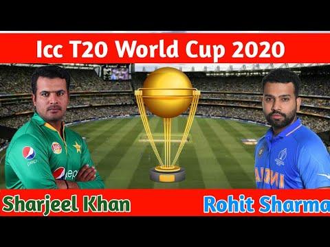 Pakistan Vs India T20 World Cup 2020  Team Comprsion l Pak Vs Ind 2020 _ Talib Sports