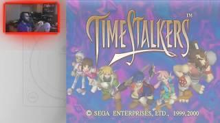 Time Stalkers On Sega Dreamcast