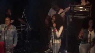 Etana ( Live) - Reggae @Le Moulin à Marseille