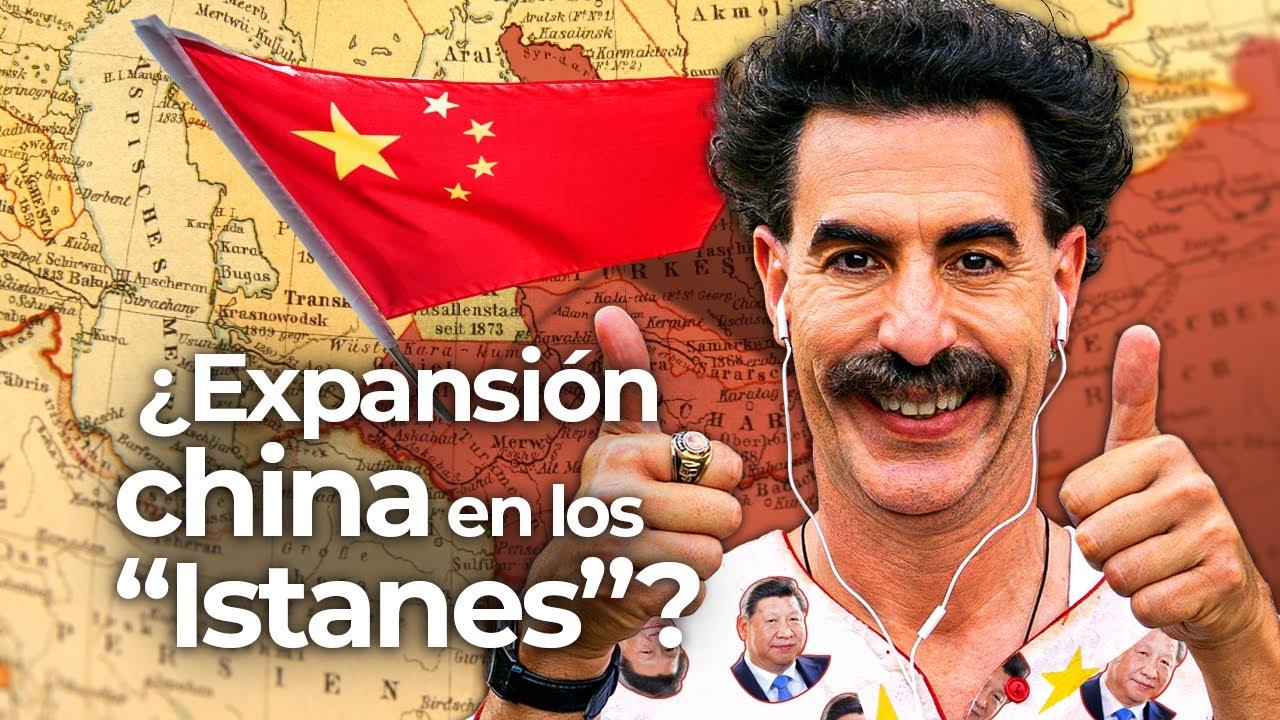 La EXPANSIÓN del nuevo IMPERIO CHINO en el patio de RUSIA - VisualPolitik