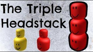 Triple Headstack Roblox Preuzmi