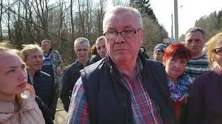 Мэр Волоколамска: БЕСПРЕДЕЛ это открытие нового полигона в ЯДРОВО