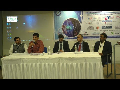 Panel Discussion on Technology Augmenting Hospital Management at Hitcon 2018 - Entrepreneurs Talk