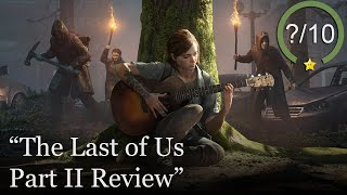The Last of Us Part 2 Review [PS4] (Video Game Video Review)