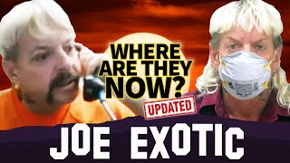 Joe Exotic | Where Are They Now | Updated | April 2020