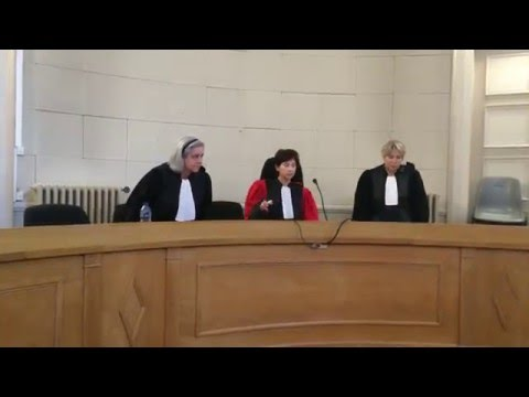 Cour d'assises des Deux Sèvres   mars 2016